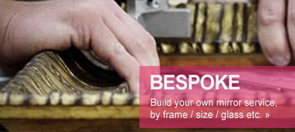 Bespoke mirrors from the specialist, Click for more info...