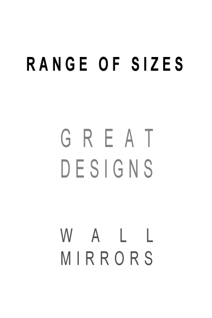 Beautiful Decorative Mirrors