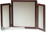 Rosewood Triple Dressing Table Mirror
