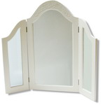Rose 3 Piece Mirror