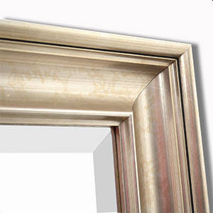 Classic traditionaly framed mirrors