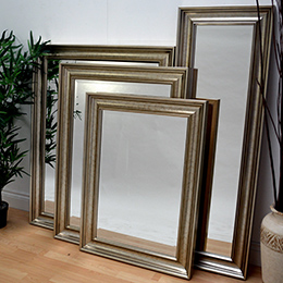 Designer Mirror Range : Boston